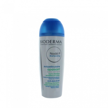 bioderma node p shampooing antipelliculaire apaisant 400ml. Black Bedroom Furniture Sets. Home Design Ideas
