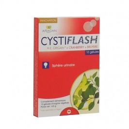 Aragan cystiflash 10 gélules