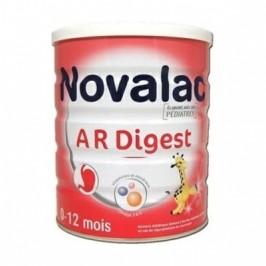 Novalac lait AR digest 1er âge 0 à 12 mois 800g