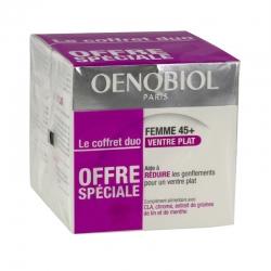 Oenobiol Femme 45+ ventre plat 2 x 60 capsules