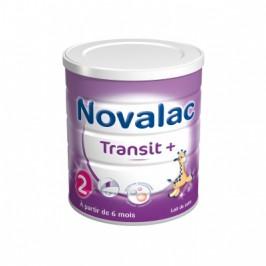 Novalac lait transit + 2ème âge à partir de 6 mois 800g