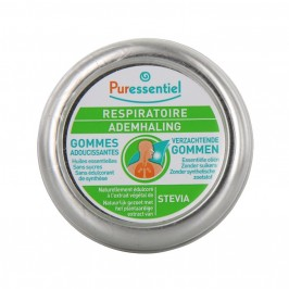 Puressentiel respiratoire gommes adoucissantes 45g