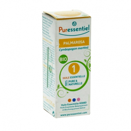 Puressentiel palmarosa bio 10ml