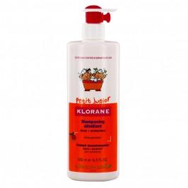Klorane Petit junior shampooing démêlant pêche 500ml