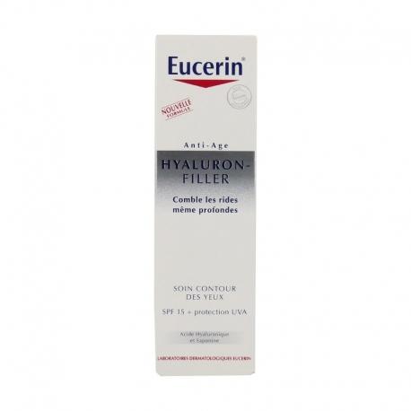Eucerin Hyaluron Filler Soin de Comblement Rides Yeux15ml