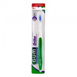 Gum ortho brosse à dents souple