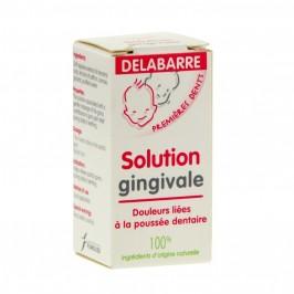 Delabarre Solution Gingivale Premières Dents 15 ml
