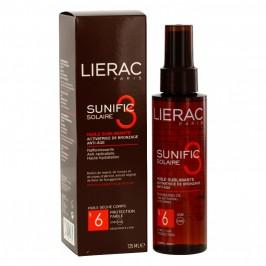 Lierac Sunific SPF6 Huile Sublimante 125ml