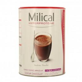 Milical hyperprotéiné chocolat 18 milk-shakes
