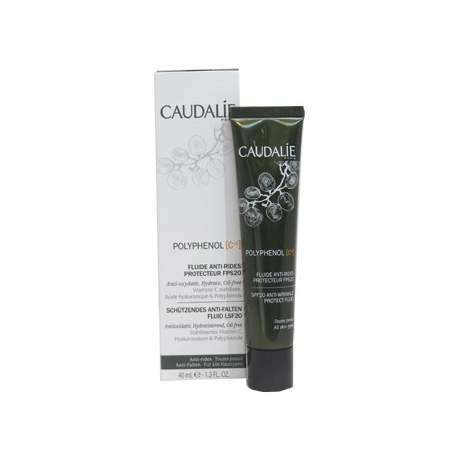caudalie cr me anti rides polyphenol c15 40ml pharmacie anglo fran aise. Black Bedroom Furniture Sets. Home Design Ideas