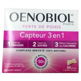 Oenobiol capteur 3 en1 60 gélules