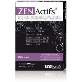 Aragan Synactifs ZenActifs 30 gélules