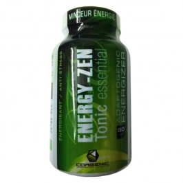Corgenic energy zen 60 gélules