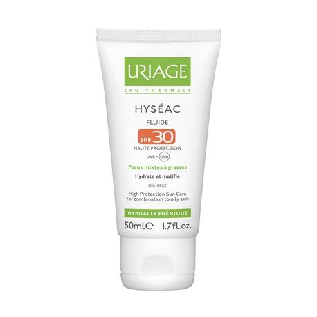 Uriage hyséac fluide solaire spf 30 50ml