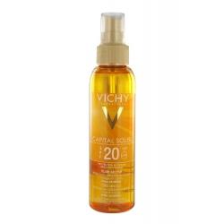 Vichy huile solaire spf 20 125ml