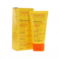 Uriage bariésun crème sans parfum spf 50+ 50ml