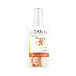 Bioderma Photoderm Mineral SPF50+ Spray 100 g
