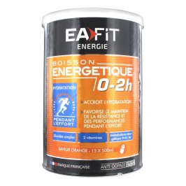 Eafit Boisson Energétique 0-2H Orange 500g