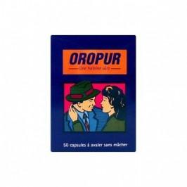 Nhs Oropur Haleine Purifiée 50 capsules molles
