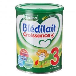 Blédina Blédilait lait croissance 900g