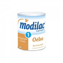 Modilac Expert Oéba 1er Age 800g