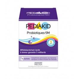 Pediakid Probiotiques 5M 10 Sachets