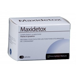 Pharma Nature Maxidetox 30 comprimés