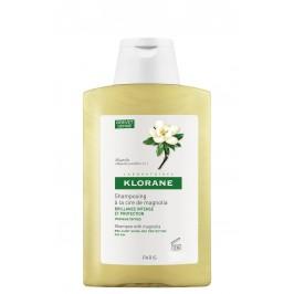 Klorane shampooing à la cire de magnolia 25ml