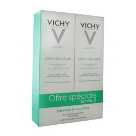 Vichy Crème Dépilatoire Dermo-Tolérance Lot de 2x150ml