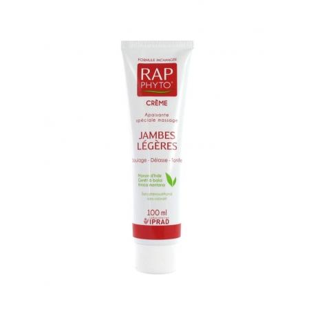 Rap Phyto Crème Jambes Légères 100 ml