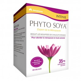 Phytosoya intense 35mg boîte de 180 Comprimés