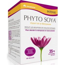 Phyto soya gélules ménopause 17,5mg 180 gélules