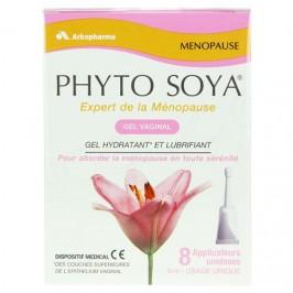 Phyto soya gel vaginal hydratant et lubrifiant 40ml