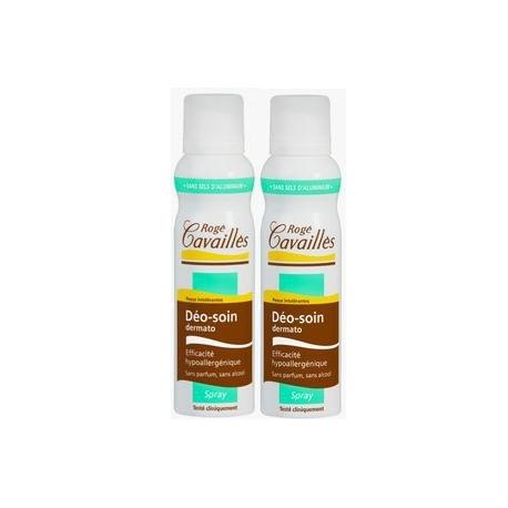 Rogé Cavaillès Déo soin Dermato Spray Duo 2 x 150ml