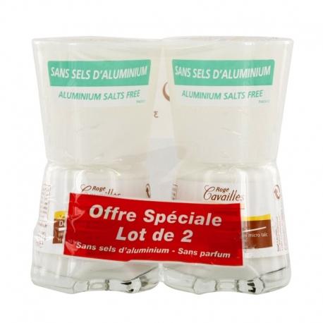 Rogé Cavaillès Déo soin Dermato Roll on Duo 2 x 50ml