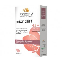 Biocyte Microlift 45+ 60 Comprimés