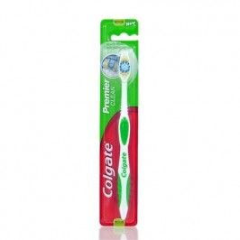 Colgate brosse à dent premier clean medium