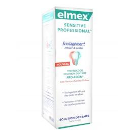 Elmex Sensitive Professional Solution Dentaire 400 ml