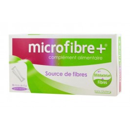 Microfibre + 10 Sticks de 6 g