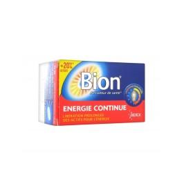 Bion Énergie Continue 30 + 7 Comprimés Offerts