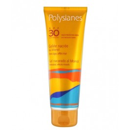 POLYSIANES SPF30+ GELEE NACREE 125ML