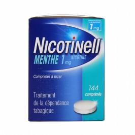 Nicotinell menthe comprimés à sucer x 144