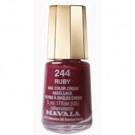 Mavala Vernis à Ongle Mini 244 Ruby 5ml