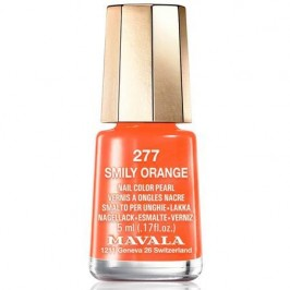 Mavala Vernis à Ongle Mini 277 Smily Orange 5ml