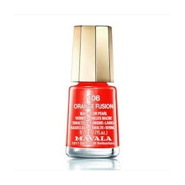 Mavala Vernis à Ongle Mini 106 Orange Fusion 5ml