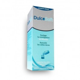 DulcoSoft Laxatif Solution Buvable 250 ml