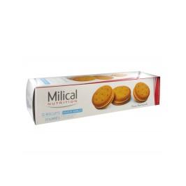 Milical Biscuits hyperprotéinés Saveur Vanille x8 200g