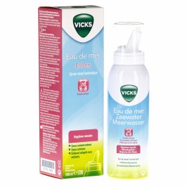 Vicks Spray Nasal Isotonique Enfants 100 ml