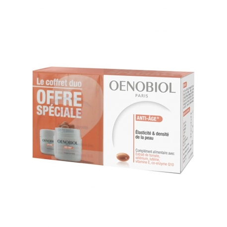 oenobiol anti age lot de 2x30 capsules. Black Bedroom Furniture Sets. Home Design Ideas