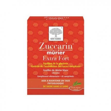 zuccarin m rier extra fort 45 comprim s. Black Bedroom Furniture Sets. Home Design Ideas
